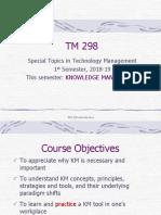0-TM298 Course Policies and Procedures