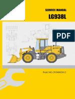 Service Manual for Lg938l Wheel Loader(1)