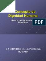 El Concepto de Dignidad Humana 2.0