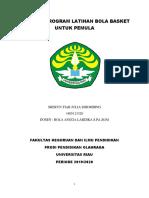 MAKALAH PROGRAM LATIHAN BOLA BASKET UNTUK PEMULA.docx