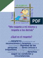 REUNIÓN OCTUBRE EL RESPETO 2º A MASSIEL