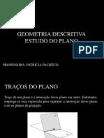 Aula de Planos - Geometria Descritiva