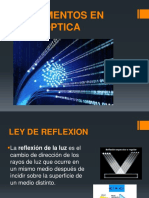 Fundamentos en Fibra Optica