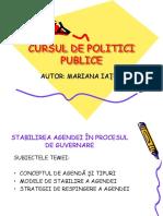 Lectia 3 Stabilirea Agendei (1)