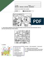 Avaliação Cie-hist-geo 2º Bimestre 2019