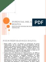 Potencial Del Gas en Bolivia
