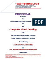 01 Training Perposal Lado Cad for Training for Summer Industrial Training-1