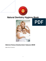 Natural Dentistry Hygiene Book