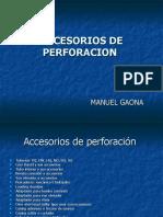 Accesorios de Perforacion