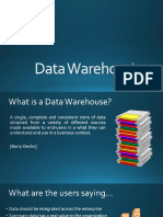 Data Warehousing-July 2019