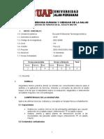 Clase 1 Gerontologia Silabus