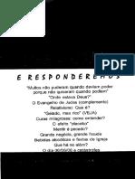 Revista Pergunte e Responderemos Ano XLVII No 531 Setembro de 2006