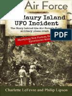 The Maury Island UFO Incident - Charlette N. LeFevre