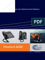 User Manual for 5123 Terminals VE