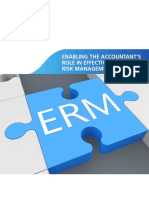 Enabling the Accountants Role in Effective Erm