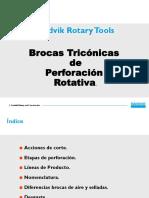Presentación Brocas Tricónicas Perú 2011 01
