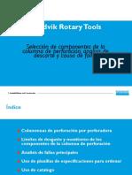 Selección de Productos Barras, Analisis de Descarte,Uso de Planillas Excel y Catalogos