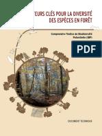 10 Facteurs Cles Biodiversité en Foret