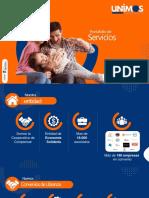 PORTAFOLIO Cooperativa Unimos 2019