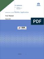 BharatFibre Mobile App User Manual_V1.0.0