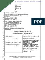 (Pambakian) MPA ISO Anti-SLAPP Motion -- ECF Stamped