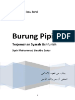 Terjemah Dan Teks Syarah Ushfuriah Kisah-kisah Teladan PDF