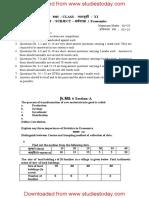 CBSE Class 11 Economics Sample Paper Set A.pdf