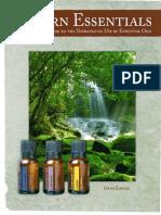 Modern Essentials 5th Edition DoTerra