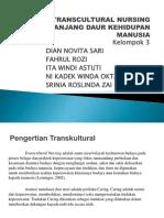 aplikasi transkultural nursing