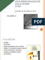Elementos de Instalaciones Clase 02
