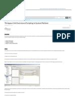 TN Appsvr144 Overview of Scripting in System Platform - InSource KnowledgeCenter