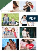 Familia en Ingles