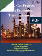 Training Course Catalog