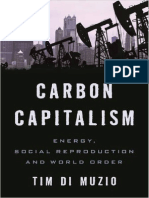 Carbon Capitalism Energy Social Reproduction