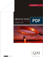 Oracle NAIO