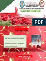 ELABORACIÓN DE VINO ROSE.pptx