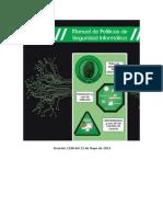 Manual de Políticas de Seguridad Informatica