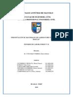 Conservación de La Materia y Estequiometría 1