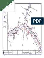 Major junction layout