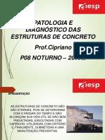 5. Aula 05 - Patologia Em Estruturas de Concreto 1