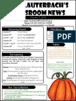 october 7 2019 newsletter