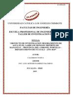 Calderon Taller II