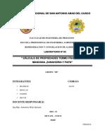INFORME DE LABORATORIO 2  DE REFRIGERACION.docx