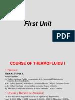 Termo fluidos 1 ecuaciones