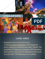 Geography about foods delicacies and tourist attraction in Southeast Asia  Report