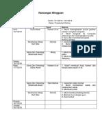 Rancangan Mingguan.docx