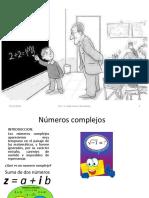 Curso Unidad 1 Numeros Complejos