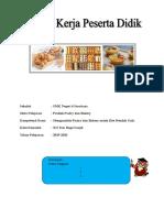 Lkpd Pastry Bakery Diet Rendah Gula