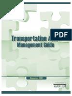 Transportation Asset Management Guide