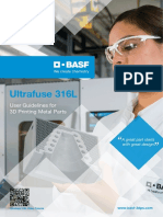 BASF Ultrafuse 316L User Guidelines